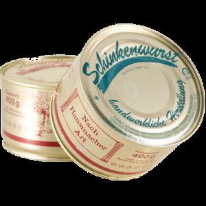 schinkenwurst
